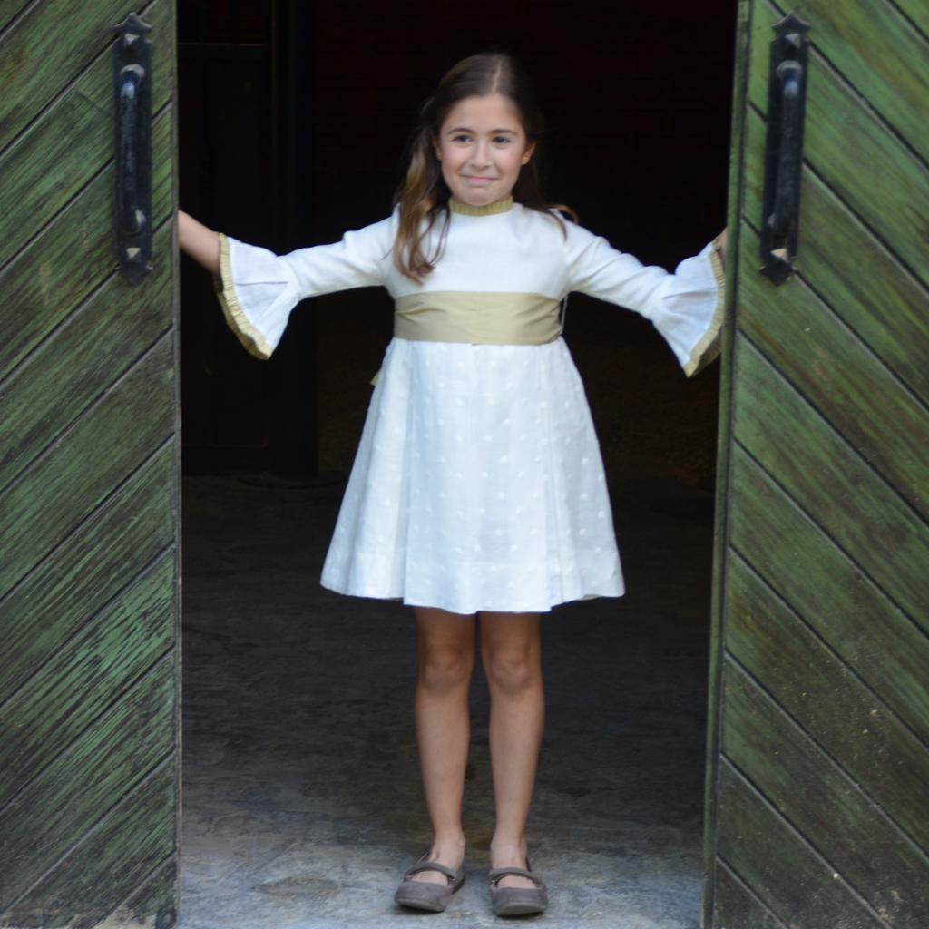 Vestido Modelo Loreto