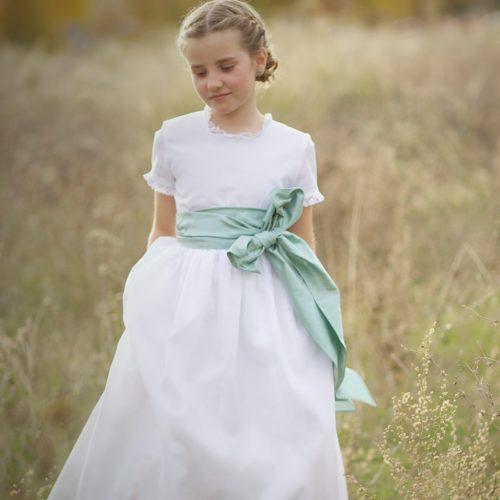 Vestido de Primera Comunión modelo Rocío