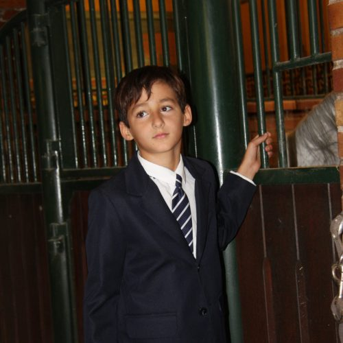 Modelo Bléiser Alejandro