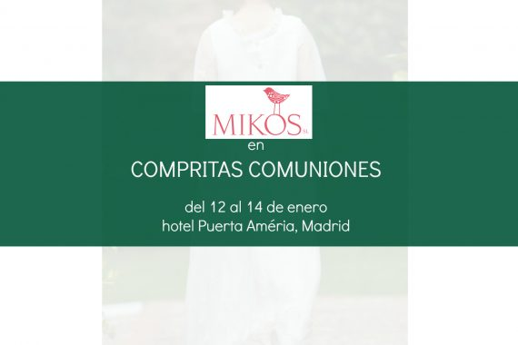 3,2,1 YA QUEDA MENOS PARA EL EVENTO DE COMUNIONES DE COMPRITAS !!!