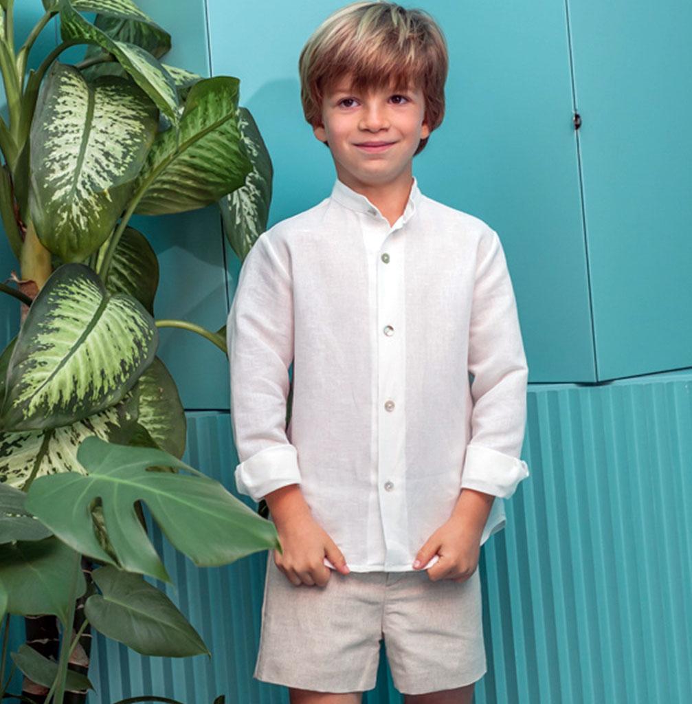 Pantalón corto modelo Bari